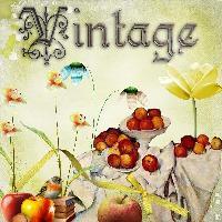 Vintage Apples n Oranges