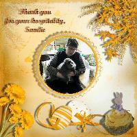 Thank You, Sandie