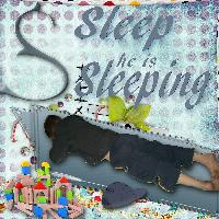 S for Sleeping
