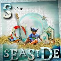 S is for Seaside....for Colton