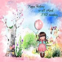 To all April SBF members Happy Birthday!