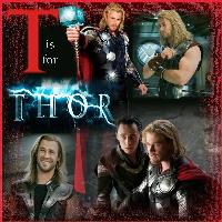 T is for Thor