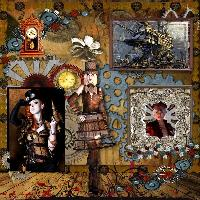 THE STEAMPUNK GALLERY