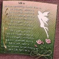 Life is (poem)
