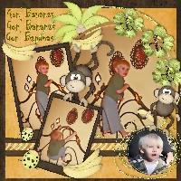 Sketch: Child Gon' Bananas...