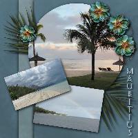 Mauritian Skies