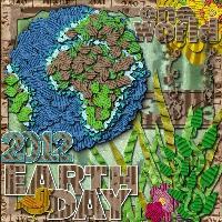 Cardboard Mania - Earth Day