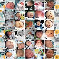 Arkin's 1st month