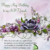 May SBF Birthday