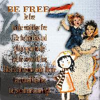 Be Free, 5th of may 1945
