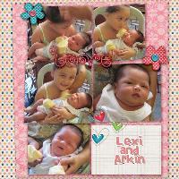 Arkin and Lexi