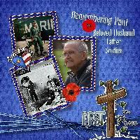 Memorial For Paul