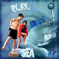 play at sea!