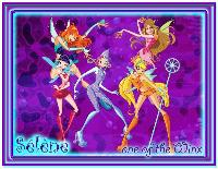 selene one of the winx girls