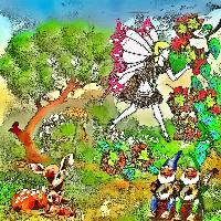 Fairy.....colouring