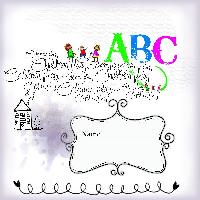 Childrens play ABC