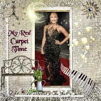 My Red Carpet Time...