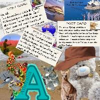 Postcards from AUSTRALIA