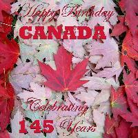 Happy Birthday Canada 01