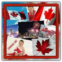 Canada Day 2012 Collage