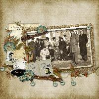Grandparents Frame Cluster