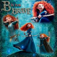 Alphabet Book - B is for Brave