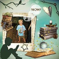 Wonder & Excitement in Reading...