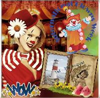 International Clown`s Week