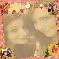 Forever Friends Myndi & Brielle