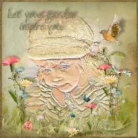let your garden inspire you