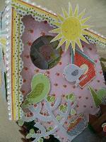 birdie house and mini album