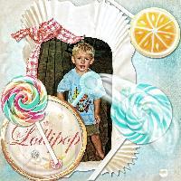 Lollipop Boy...
