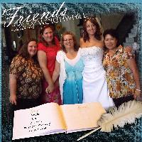 Wedding - Friends