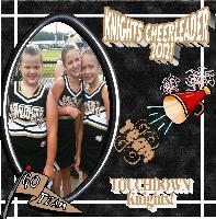 Knights Cheerleaders