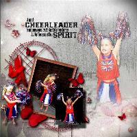CheerLeader...Megan