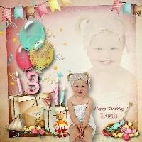 HappyBirthday Leah Jayde...