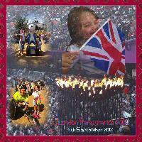 ** London Paralympics 2012 **