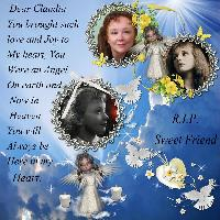 A Memory Page For Claudia