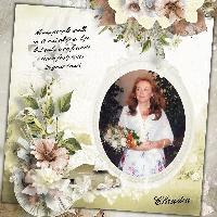 In Memory of Claudia