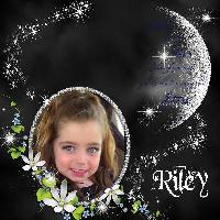Riley, LadynRed's Grandchild