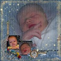 Grandson - Birth to 3 Months