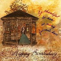 Happy Birthday November SBF Friends