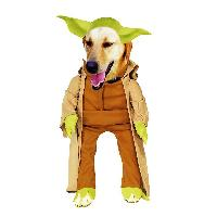 Brandi as Yoda