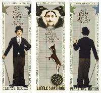 Chaplin Quote Skinnies