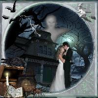 Edward and Ashley horror house