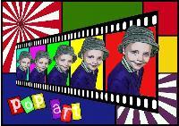 POP ART LIAM