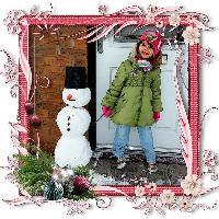 Snowman & Me.....