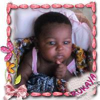 Rukaya, precious granddaughter