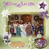Christmas Singing In Church 2012...