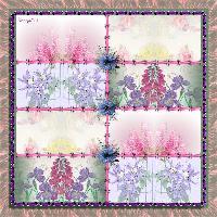 My Garden Flower Quilt